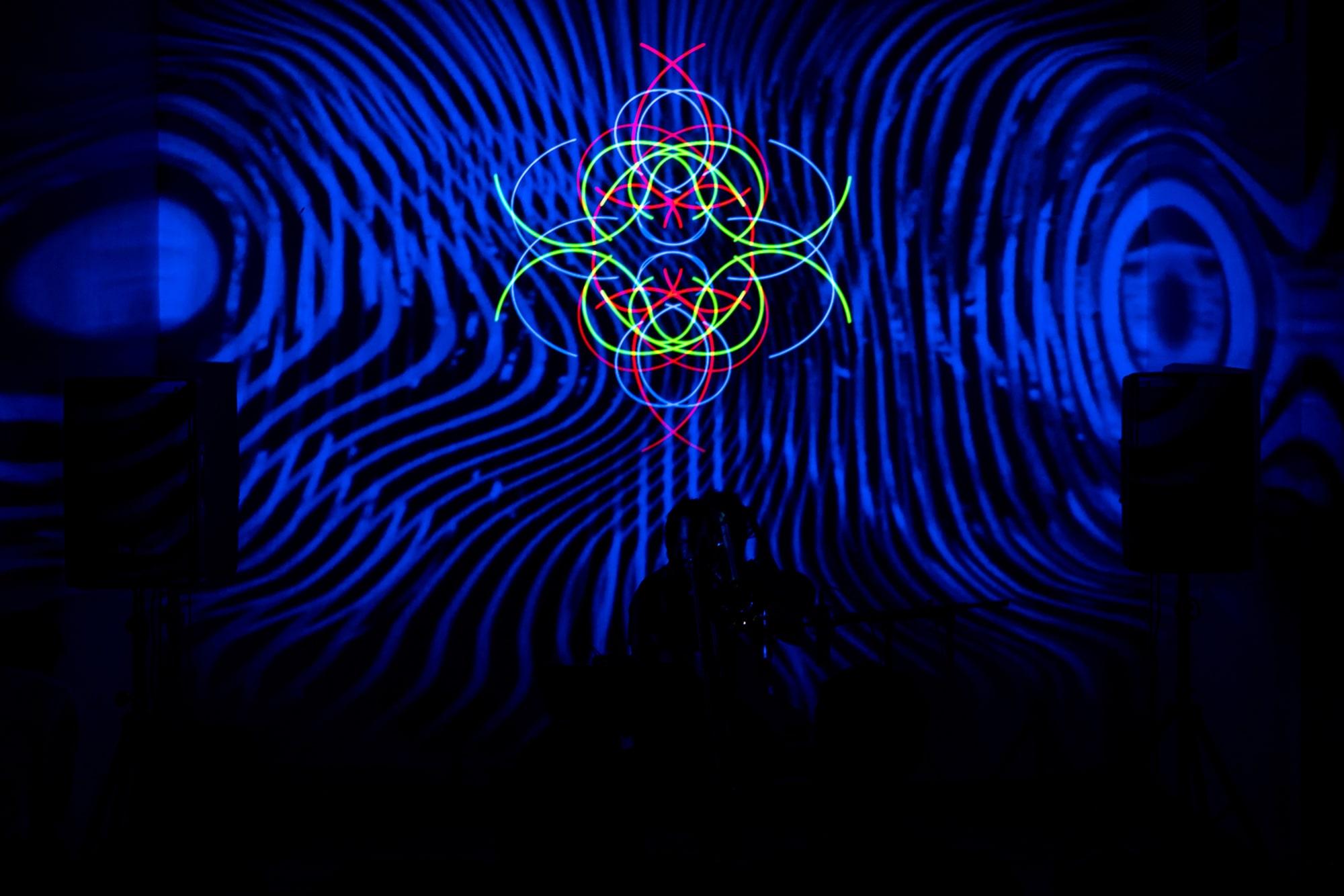 Randy Gibson : Quadrilateral Starfield Symmetry A:A RGB Base 9:162